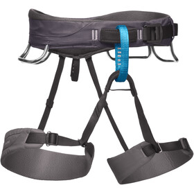 Black Diamond Momentum Harness Herren slate